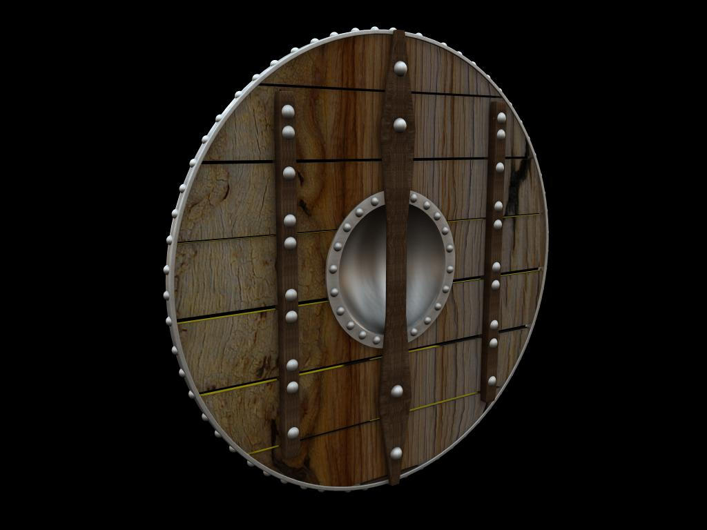 Viking Shield Back Fun And The Minnesota Renaissance Festival This