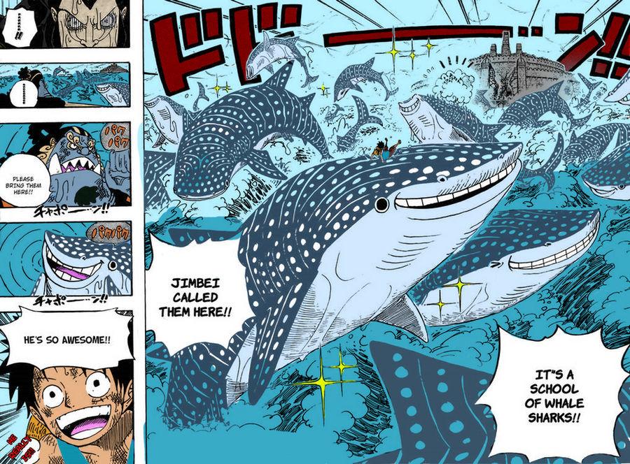 Whale Shark Summon