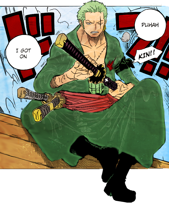 Zoro Bounty After Time Skip Zoro Post-Timeskip by ...