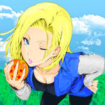 Android 18 (DB 30th Anniversary)