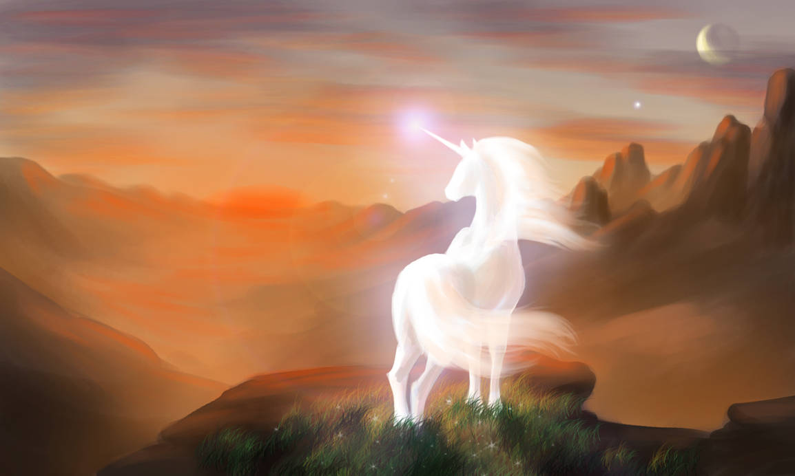 The Last Unicorn By Lapis-lazuri On DeviantArt