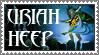 Uriah Heep stamp
