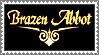 Brazen Abbot stamp by lapis-lazuri