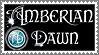 Amberian Dawn stamp by lapis-lazuri