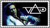 Steve Vai stamp by lapis-lazuri
