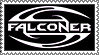 Falconer stamp