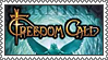 Freedom Call stamp by lapis-lazuri