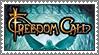 Freedom Call stamp by lapis-lazuri