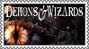Demons and Wizards stamp 2 by lapis-lazuri