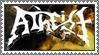 Atheist stamp by lapis-lazuri