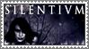 Silentium stamp by lapis-lazuri
