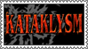 Kataklysm stamp by lapis-lazuri