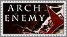 Arch Enemy stamp 2 by lapis-lazuri