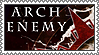 Arch Enemy stamp 2 by lapis-lazuri