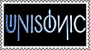 Unisonic stamp by lapis-lazuri