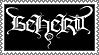 Beherit stamp
