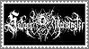 Satanic Warmaster stamp