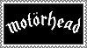 Motorhead stamp by lapis-lazuri