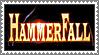 HammerFall stamp by lapis-lazuri