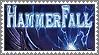 HammerFall stamp 2 by lapis-lazuri