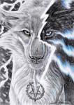 Mystical Black Dimensions by lapis-lazuri