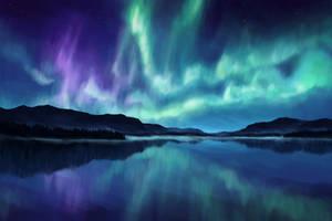 Northern Magic by lapis-lazuri