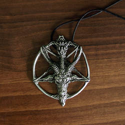 The Baphomet Pendant