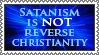 Satanism is NOT stamp by lapis-lazuri