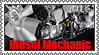 Diesel Mechanic Stamp by lapis-lazuri