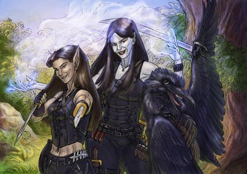 The Black Trio