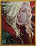 Mara Sov, Queen of the Awoken