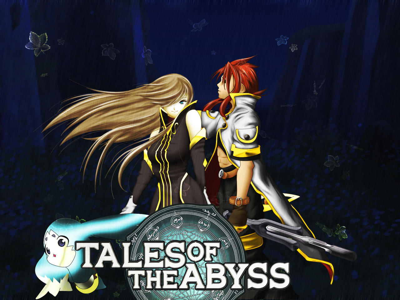 A blog dedicated to luke fon fabre and tear grants, from the video games tales of the abyss