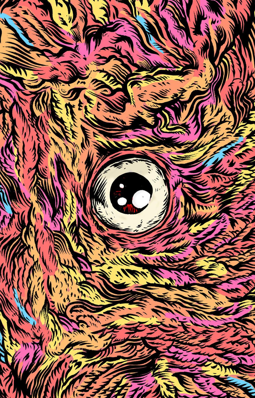 Eyephone by Niddeh