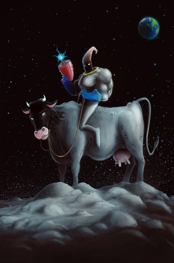 Earthwor Jim by DarkoRistevski