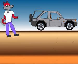 Desert-drive
