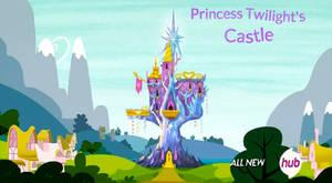 Princess Twilight's Castle by rpTwilightSparkle