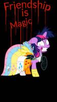 Happy Nightmare Night Everypony! by rpTwilightSparkle