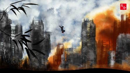 Ninja Gaiden Redesign 2 by Ionstorm2040