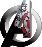 The Avengers - Captain America by Mad42Sam