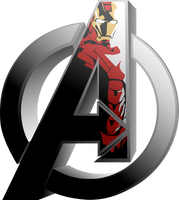 The Avengers - Iron Man by Mad42Sam