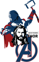 Thor by Mad42Sam