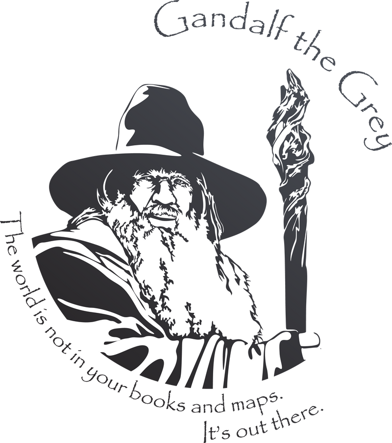 Gandalf by Mad42Sam