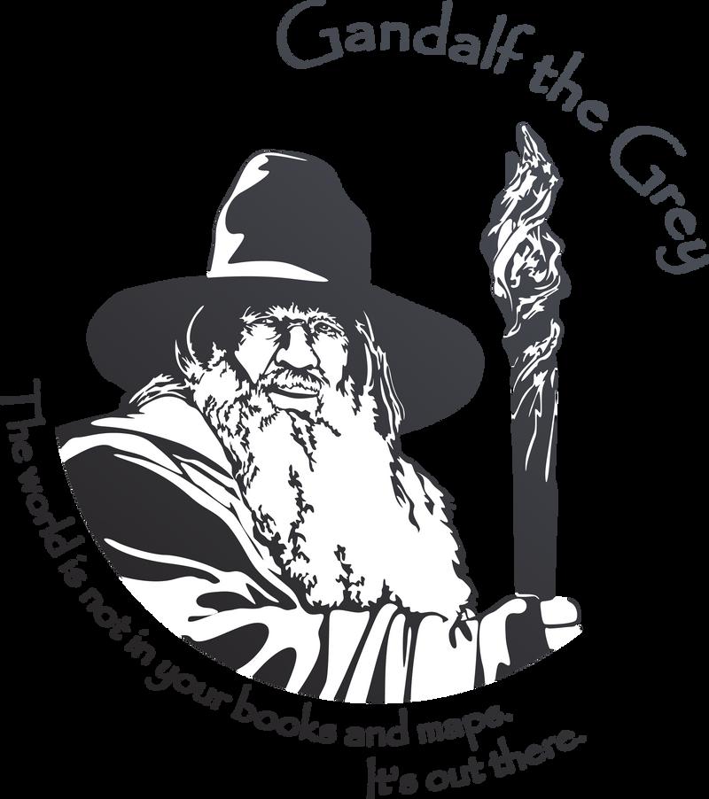Gandalf by Mad42Sam