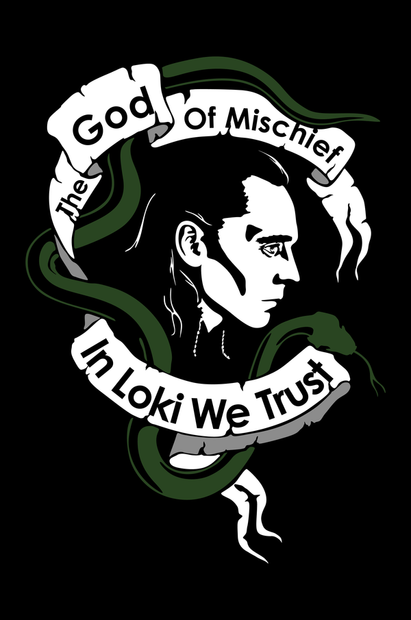 Loki - The God of Mischief by Mad42Sam on DeviantArt