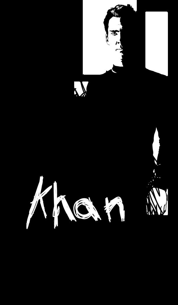 Antagonists: Khan by Mad42Sam