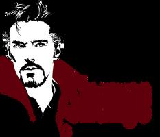 Stephen (Doctor Strange) by Mad42Sam
