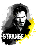 Magic Marvel - STRANGE by Mad42Sam