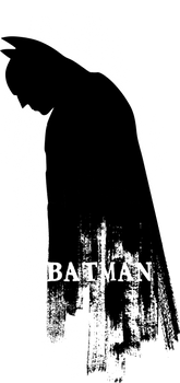 Inktober #23  BATMAN