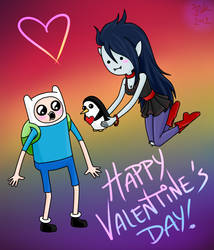 Happy V-Day 2012 by inactive