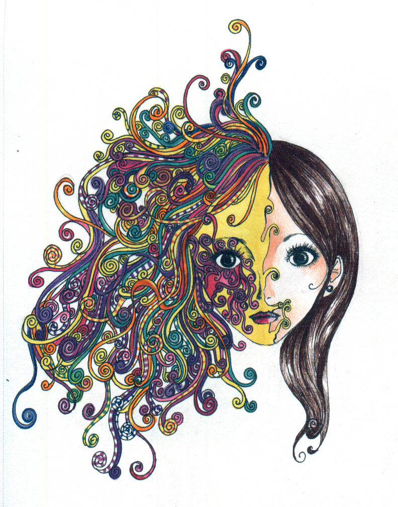Swirls Color by amethystscream